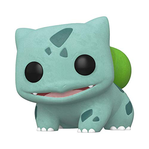 Funko Pop! Juegos Pokemon - Bulbasaur, exclusivo de la Convencion de Primavera, Multicolor, Modelo 45920