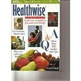 Healthwise Handbook 9781877930294