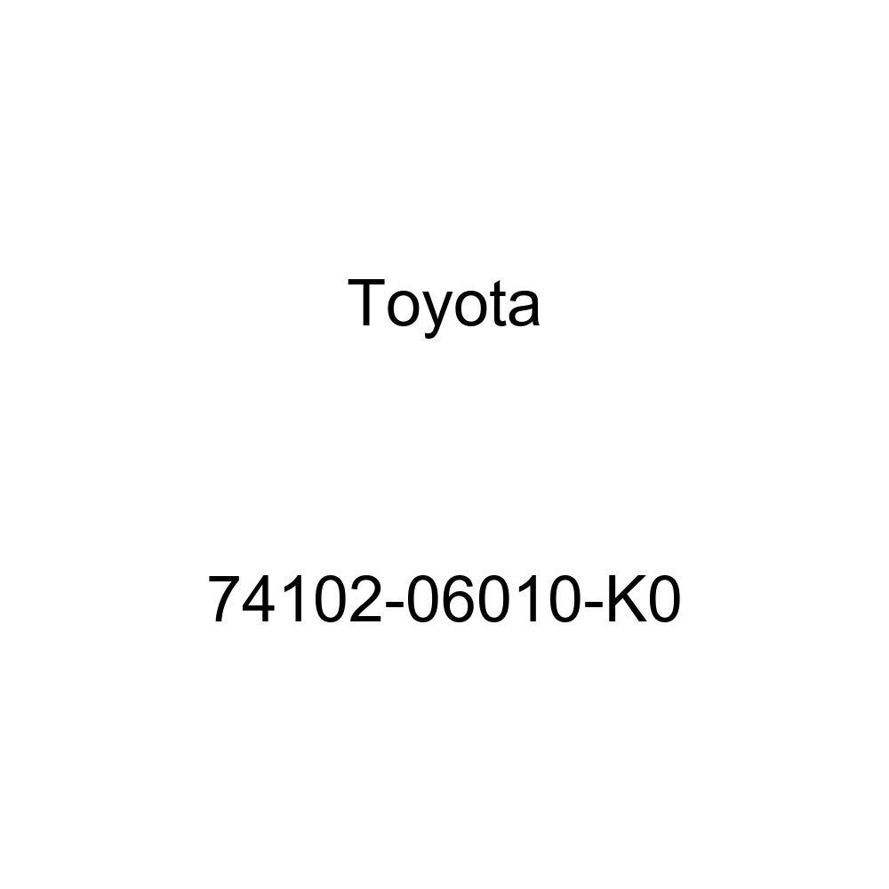 Toyota 74102-06010-K0 Ash Receptacle Box Sub Assembly