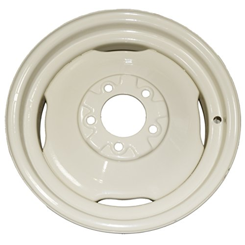 DJS Tractor Parts / 4.25 X 16 FRONT WHEEL, 5 HOLE - AC-009D