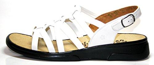 Ganter Sonnica - Sandalias de Vestir Mujer Weiß