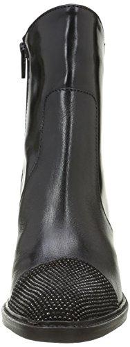 Donna Piu 9646 Brigida - Botas Mujer Negro