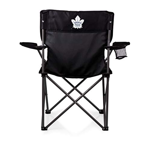 (PICNIC TIME NHL Toronto Maple Leafs PTZ Portable Folding Camp Chair)