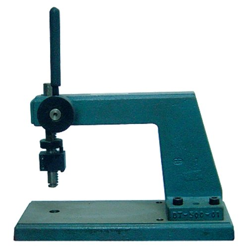 "HHIP 8600-0138 Deep Throat Lever Arbor Press, .25 ton Capacity, 12"" Length x 5"" Width Base, 7.6"" Height (Pack of 1)"