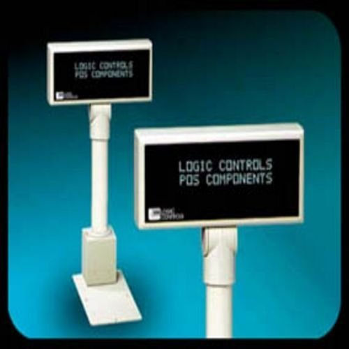 Logic Controls PD3000 Pole Display PD3000-BK by Logic Controls