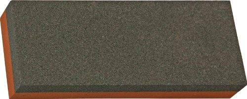 Norton NTIB45 Stone Combination India Stone 5'' X 2'' X 3/4 Coarse On 1 Side
