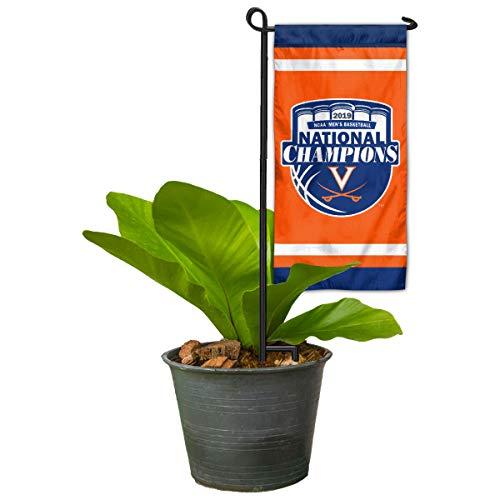 Virginia Cavaliers Mini Garden and Flower Pot Flag Topper (Virginia Cavaliers Garden)