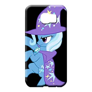 samsung galaxy s6 edge Appearance Covers Protective mobile phone cases my little pony friendship is magic cartoons