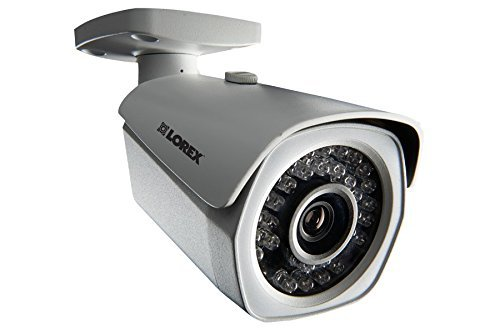 Lorex 1080P IP POE Bullet Camera for LNR400 and LNR100 NVR Security System LNB3143B, Model: LNB3143B, Tools & Outdoor Store - Lorex Model