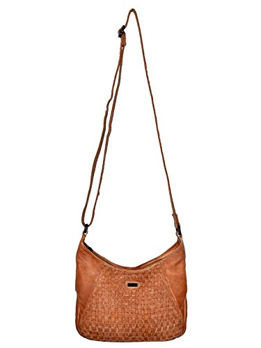 Spikes & Sparrow Borsa a spalla tan