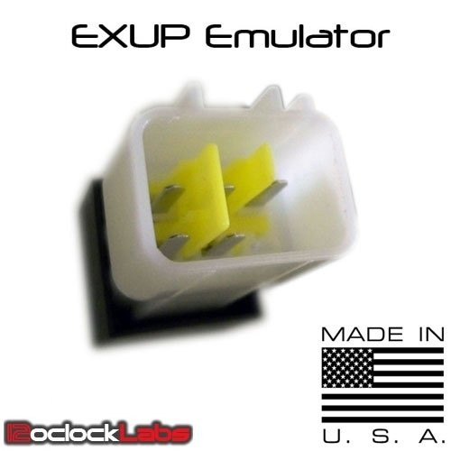 EXUP Eliminator for Yamaha - 2018 Servo