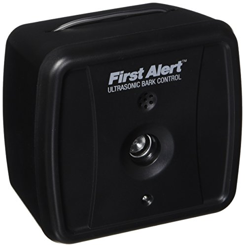First Alert Bark Genie Automatic Ultrasonic Bark Deterrent