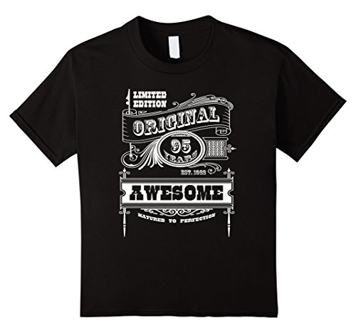 unisex-child-best-95th-birthday-made-in-1922-awesome-t-shirt-gift-idea-10-black