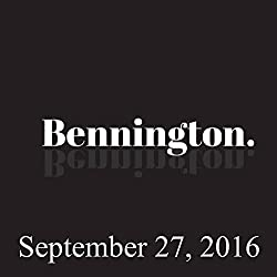 Bennington, Pamela Adlon, Rory Albanese, September 27, 2016
