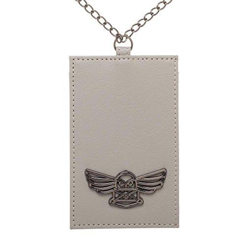 Lanyard Universal (Harry Potter Chain Lanyard Metal Charm ID Badge Holder)