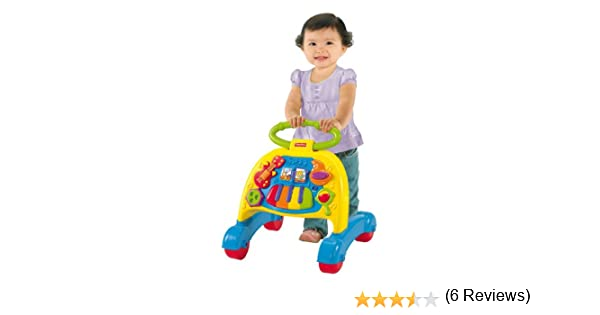 Fisher-Price - Andador Activity Musical (mayores de 6 meses ...