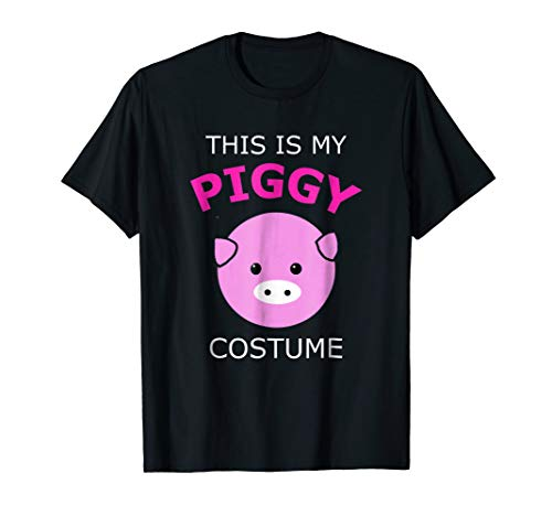 This is My Piggy Costume Pig T -