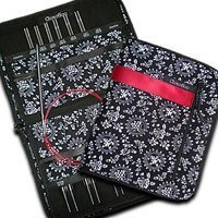 ChiaoGoo Twist Small Interchangeable Needle Set With Case by ChiaoGoo Knitting Needles (Image #1)