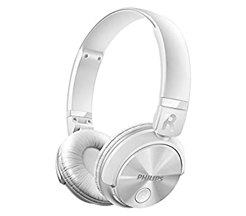 Philips SHB3060WT - Auriculares Bluetooth inalámbricos con ...