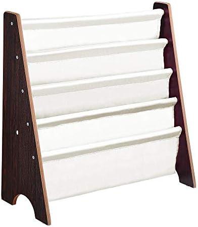 LiveCreative Wood Book Shelf Organizer Review