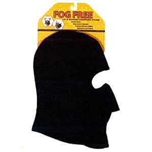 TURTLEFUR FOG FREE BALACLAVA MASK, Manufacturer: TURTLE FUR, Part Number: TF29452-AD, VPN: 405945-AD, Condition: New