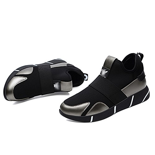 2 UK5 Primavera 235mm 8 Disponibles L Aire 1 Zapatillas 1 Tamaño Al color Colores Lead Lead Fondo Grueso Zapatos Mujer 2 Tamaños LIANGJUN color De Tipos EU37 Color Libre qZYvvg