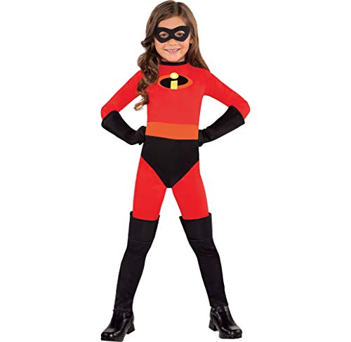 The Incredibles Violet Halloween Costume, Small, with Included Accessories by Party -