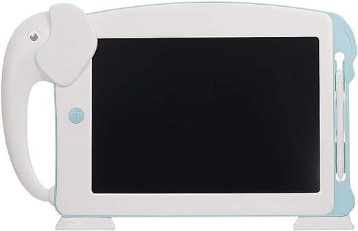 Luntus 10.5インチのLCDライティングタブレット、デジタル電子描画ライティングボード、描画タブレット、落書きパッド、6枚のカード(ホワイト)