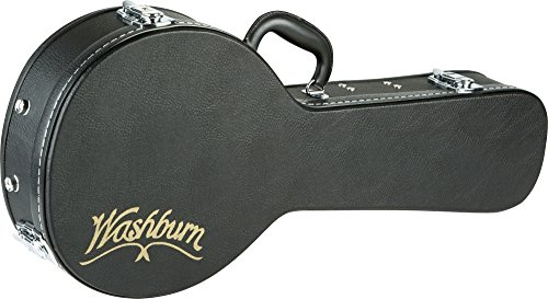 Washburn MC90 Deluxe Hardshell Case for A-Style Mandolin