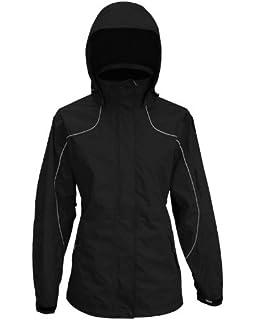 Viking Womens Creekside Tri-Zone Waterproof Insulated Winter Jacket