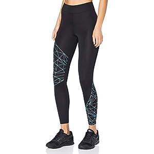 Marque Amazon – AURIQUE Bas de Jogging Imprimé Optique Femme