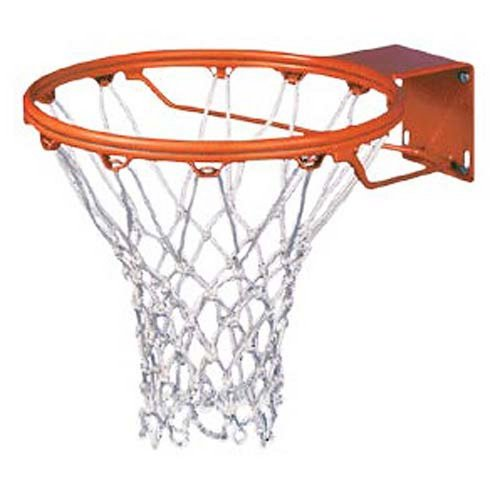 Spalding Roughneck Gorilla II Double Ring Fixed Basketball Rim (Spalding Basketball Ring)