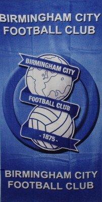 Birmingham City Football Club Beach Towel Homewin 5015017061963
