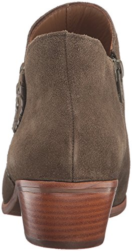 Jack Rogers Women's Peyton Ankle Bootie, Olive, 8.5 M US