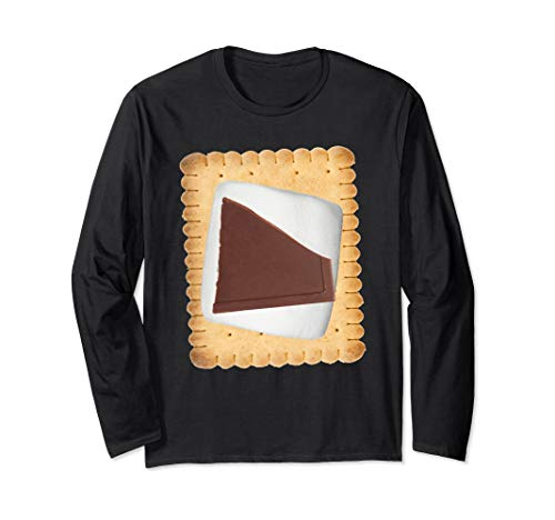 Smores Halloween Costume Long Sleeve