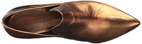 Schutz Schutz Damen Damen Stiefelette Bronze Nelina HxHw41