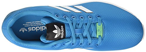 Men Ftwr Green Aqua Multicolor Flux Running Bold Glow Zx adidas White S16 Shoes pHqdffv