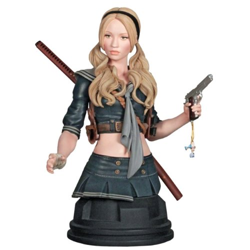 Gentle Giant SDCC 2011 San DIego ComicCon Exclusive Sucker Punch Mini Bust Baby Doll