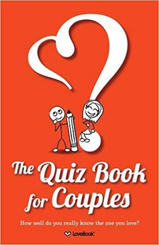 The Quiz Book For Couples Lovebook Kim Chapman 9781936806423 Amazon Books