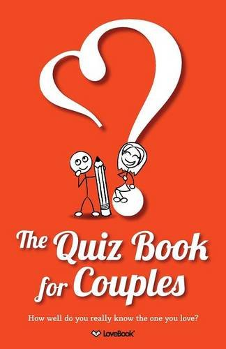 The Quiz Book for Couples cover