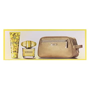Amazon.com : Versace Yellow Diamond Gift Set : Beauty