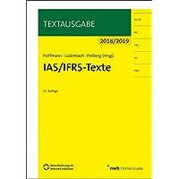 IAS/IFRS-Texte 2018/2019 (Textausgabe)