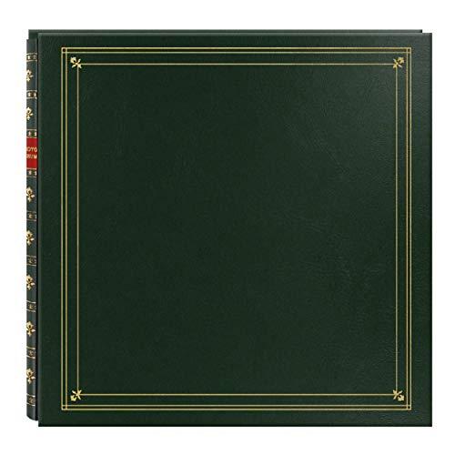 Pioneer Memo Pocket Album, Hunter Green - Assorted colors