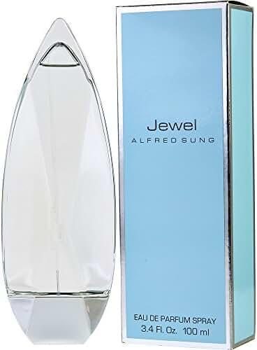 JEWEL by Alfred Sung EAU DE PARFUM SPRAY 3.4 OZ (Package Of 2)