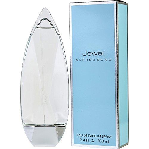 JEWEL by Alfred Sung EAU DE PARFUM SPRAY 3.4 OZ (Package Of (Jewel 3.4 Ounce Spray)
