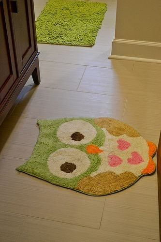 Circo Love N Nature Owl Bath Rug Amazing Ideas