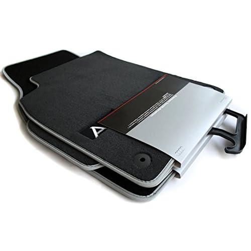 2008 lED anthracite//noir Fa/çade autoradio double iSO pour fiat stilo mod/èles 2001