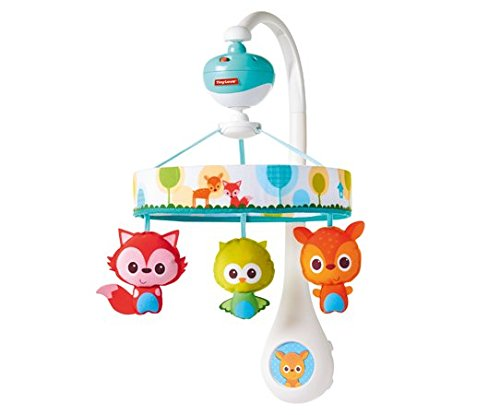 Tiny Love Lullaby Electronic Mobile (Best Tiny Love Baby Cribs)