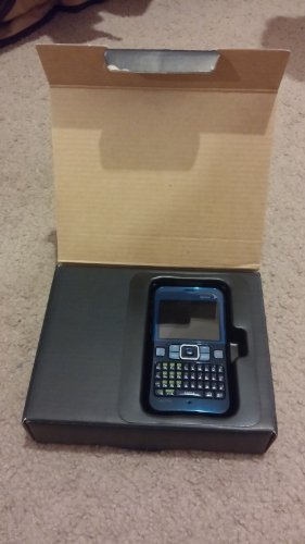 Sanyo SCP-2700 Blue No Contract Sprint Cell Phone