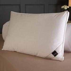dapw luxury hungarian goose down filling pillow standard. Black Bedroom Furniture Sets. Home Design Ideas